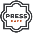press cafe logo