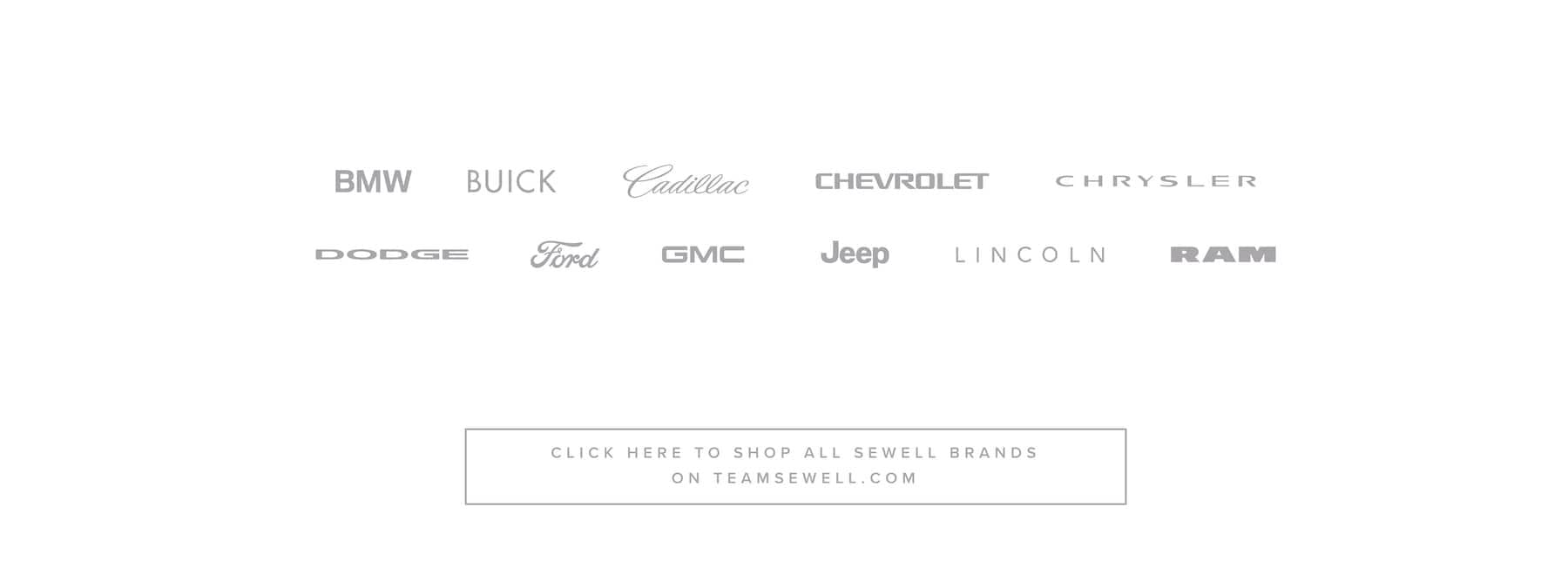 Team Sewell dealerships