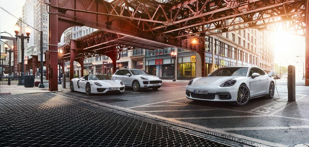 Porsche bridge