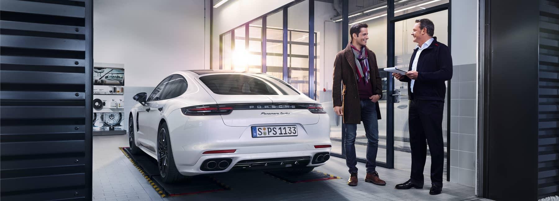 Porsche Direct Dialog