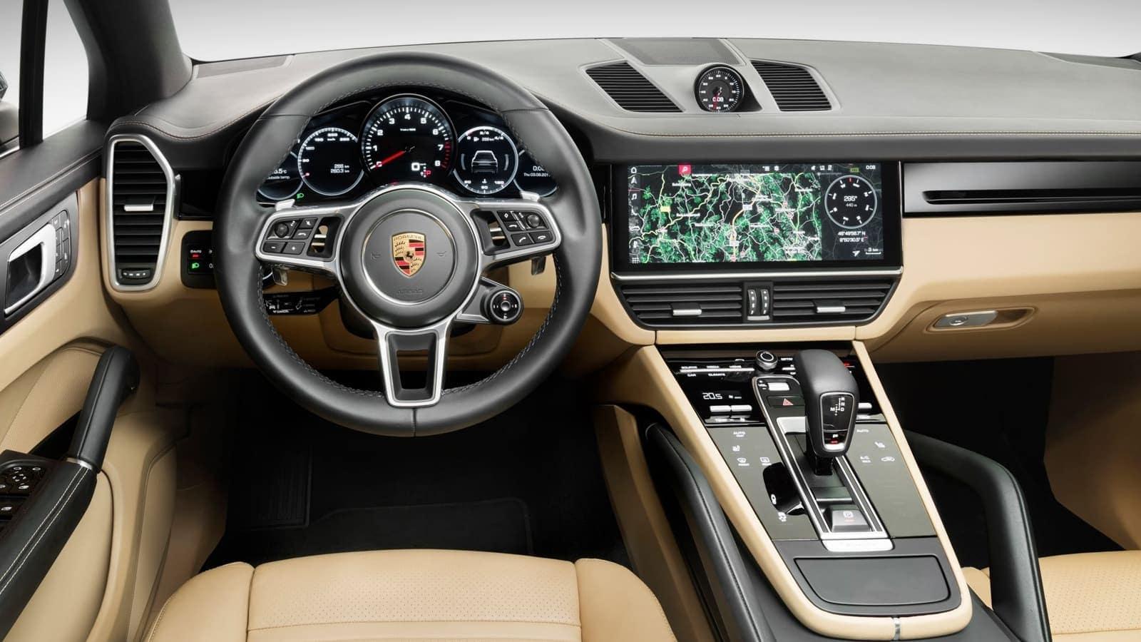 2020 Porsche Cayenne Interior