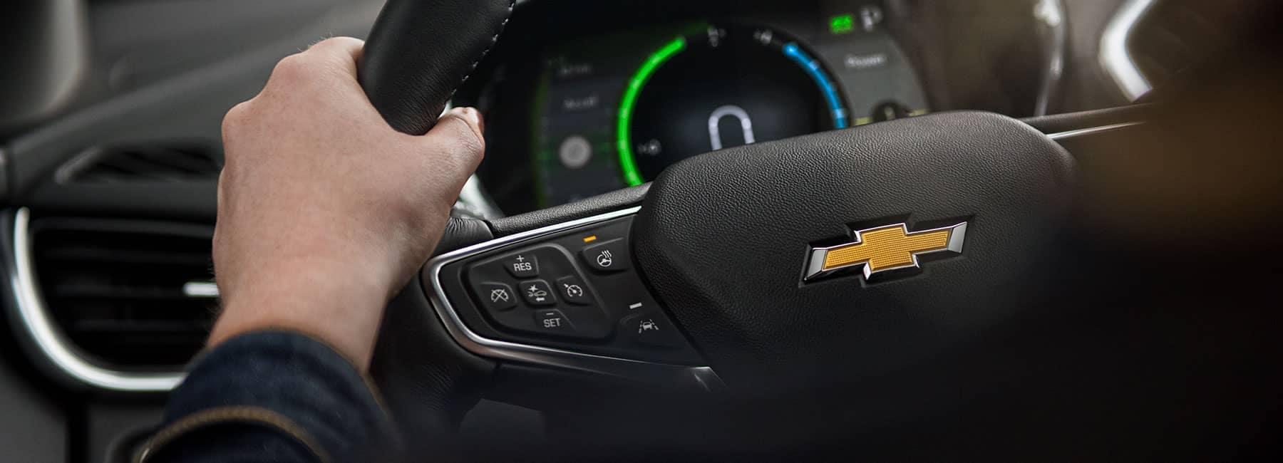 Chevrolet Interior Wheel and Dashboard