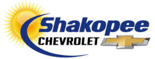 Shakopee Chevrolet dealership logo