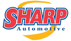 Sharp Automotive Logo