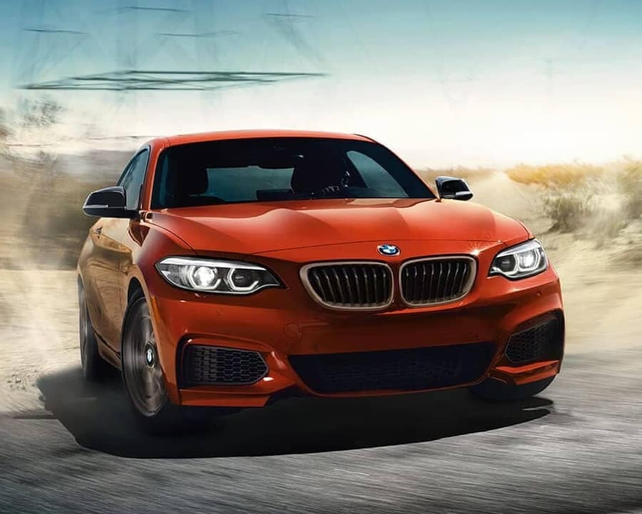 2020 BMW 2Series Coupe