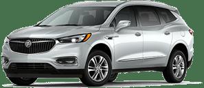 2021 Buick Enclave silver