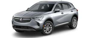2021 Buick Envision silver