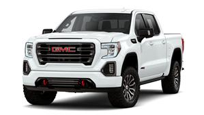 2021 GMC Sierra 1500 white