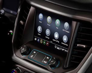 8 Diagonal GMC Infotainment System with Navigation†