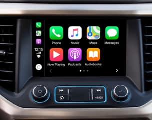 Apple CarPlay™ Compatibility†