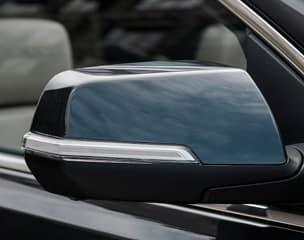 Heated Power-Adjustable Mirrors