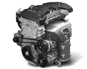 2.5L 4-Cylinder Engine with 9-Speed Automatic Transmission