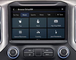 Available SiriusXM 360L