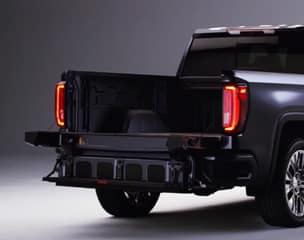 AVAILABLE WORLDS FIRST SIX-FUNCTION MULTIPRO TAILGATE