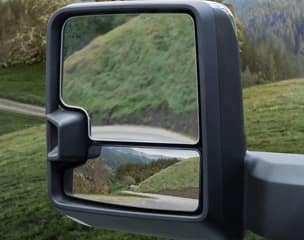 New Available Trailer Tow Mirrors