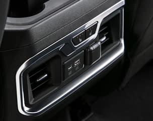 Rear-Seat Comfort