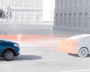 FORWARD COLLISION ALERT AND AUTOMATIC EMERGENCY BRAKING