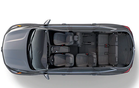 SEATING AND CARGO FLEXIBILITY