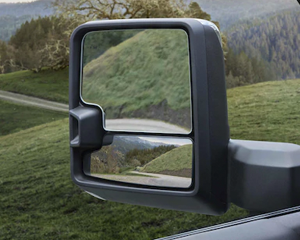AVAILABLE TRAILER TOWING MIRRORS