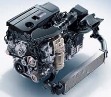 2 0l turbocharged engine