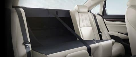 60 40 split rear seatback