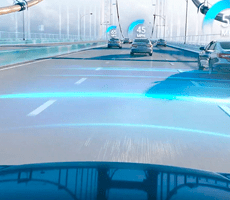 adaptive cruise controlaccwith low-speed follow