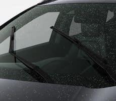 rain-sensing windshield wipers