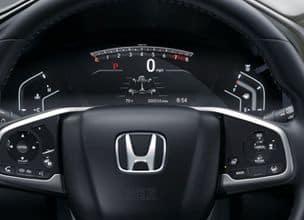 heated steering wheel