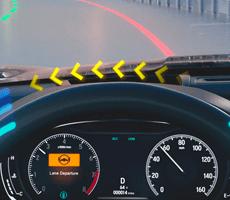 road departure mitigation systemrdm