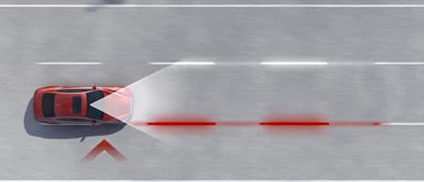 LANE DEPARTURE PREVENTION OWN YOUR LANE