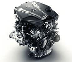 300-HP 3.0-LITER V6 TWIN-TURBO ENGINE