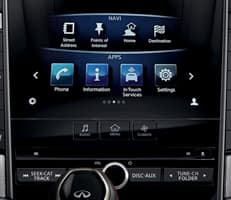 INFINITI INTOUCH SERVICES