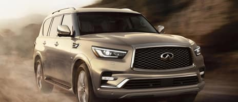 INFINITI ALL-MODE 4WD INSPIRED CONFIDENCE