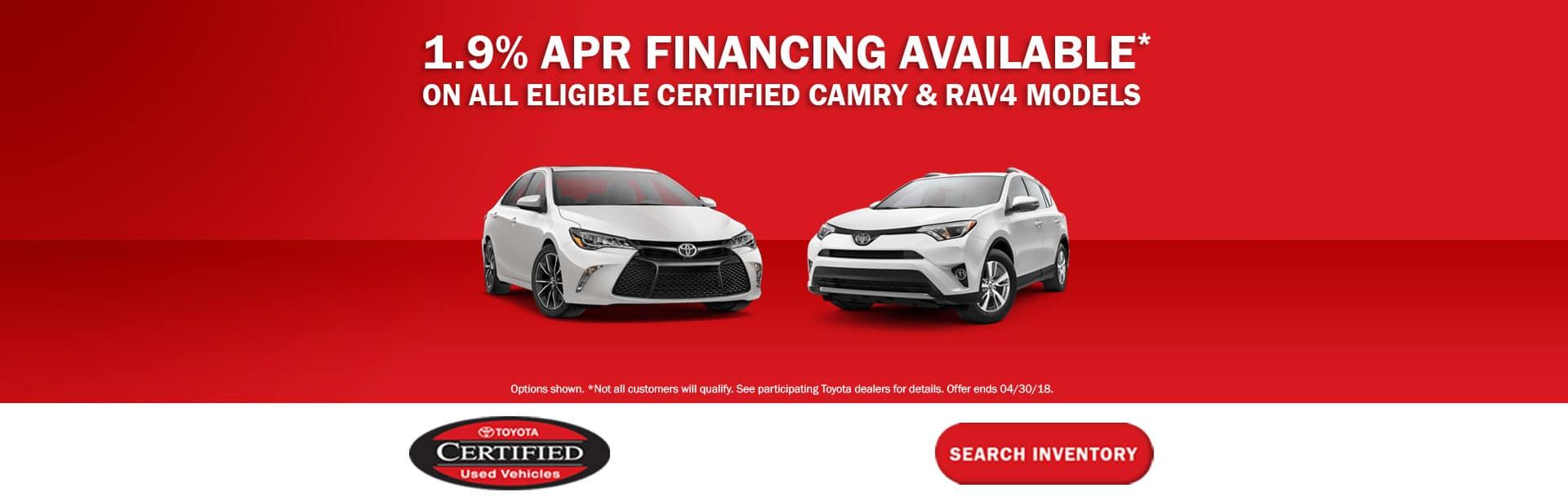Certified Sales
