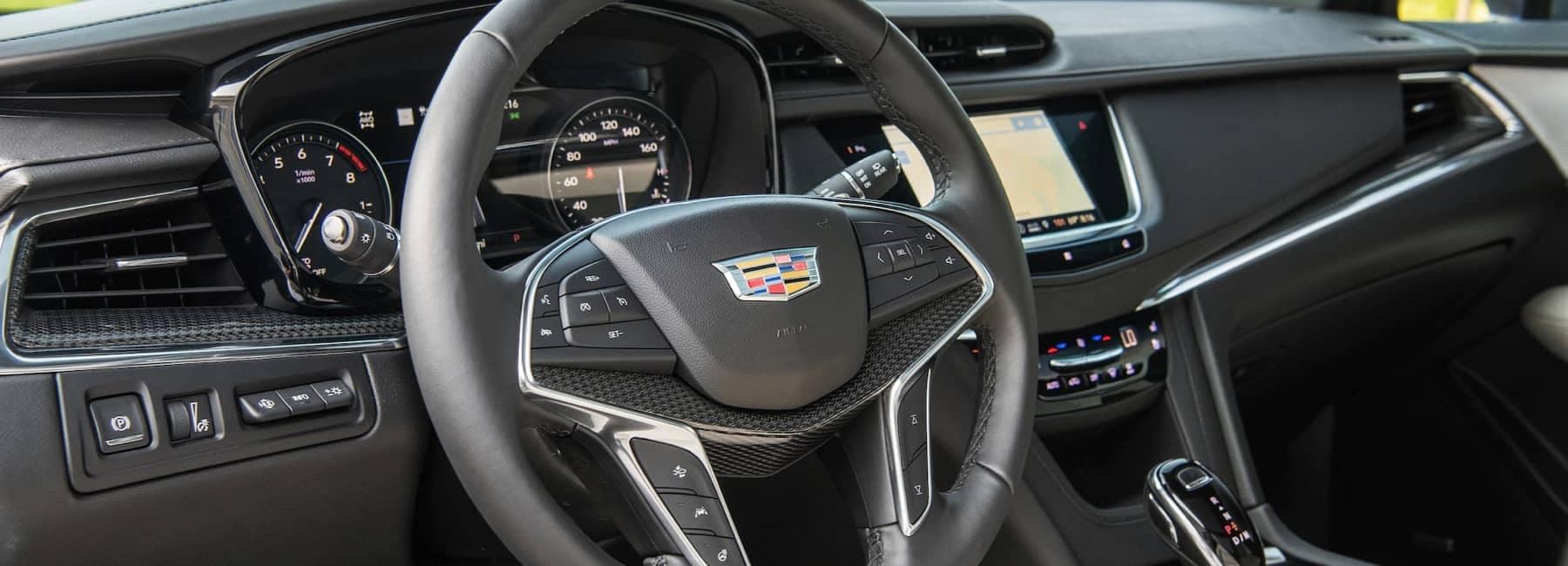 2020 XT5 Interior Steering Wheel