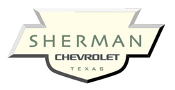 Sherman Chevrolet logo