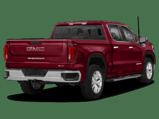 2019 GMC Sierra 1500 bed