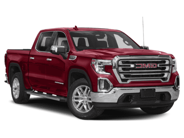 2019 GMC Sierra 1500 front angle