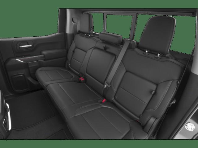 2019 GMC Sierra 1500 interior back seats