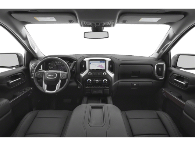 2019 GMC Sierra 1500 interior cabin