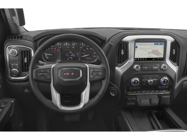 2019 GMC Sierra 1500 interior dash