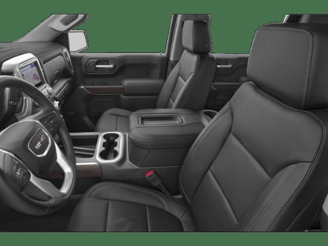 2019 GMC Sierra 1500 interior front seats