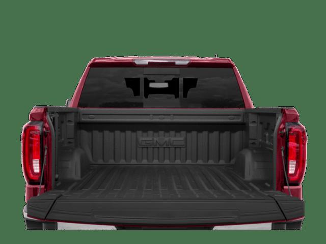 2019 GMC Sierra 1500 open bed