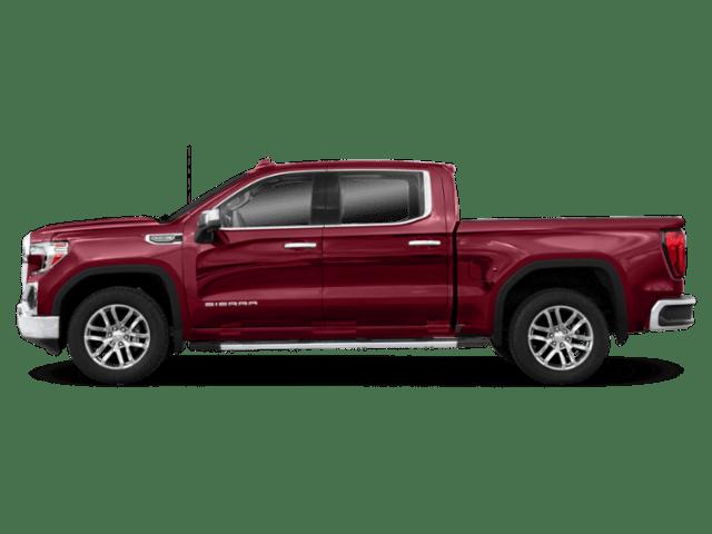 2019 GMC Sierra 1500 sideview