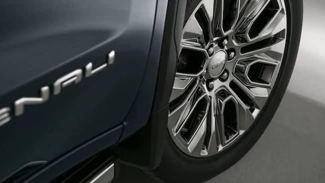 2019 GMC Sierra 1500 wheel