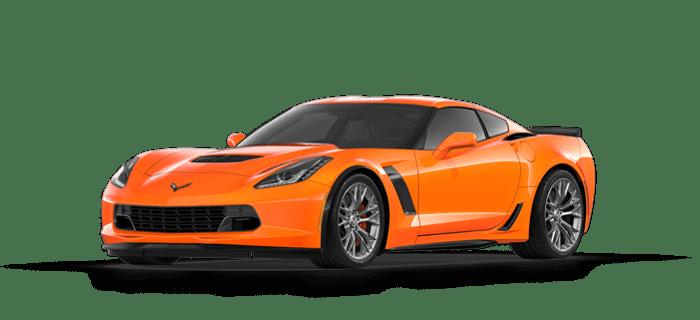 Callaway Performance Model Image - CORVETTE-Z06