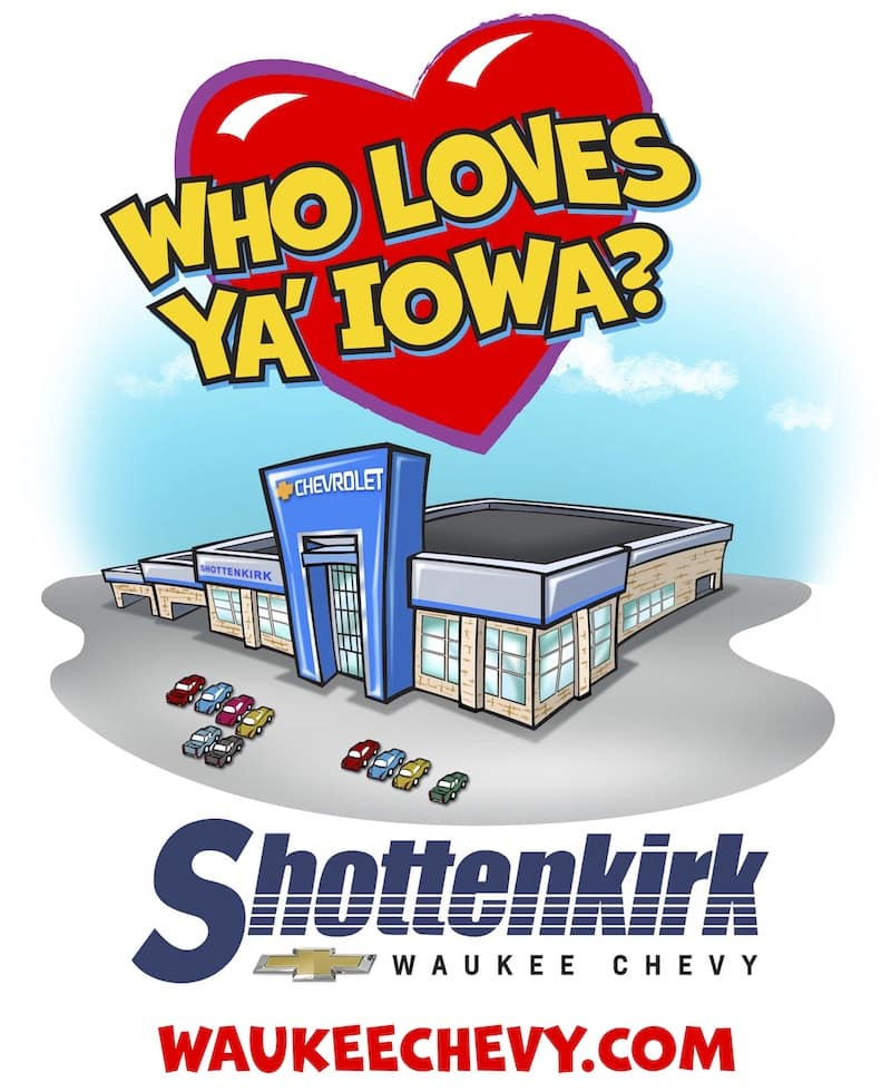 Shottenkirk Chevrolet Waukee