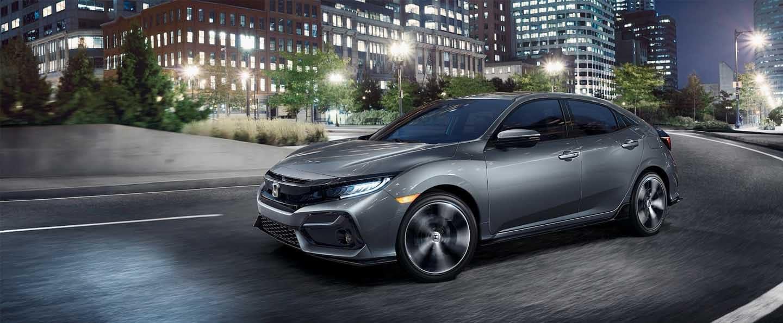 Side Honda