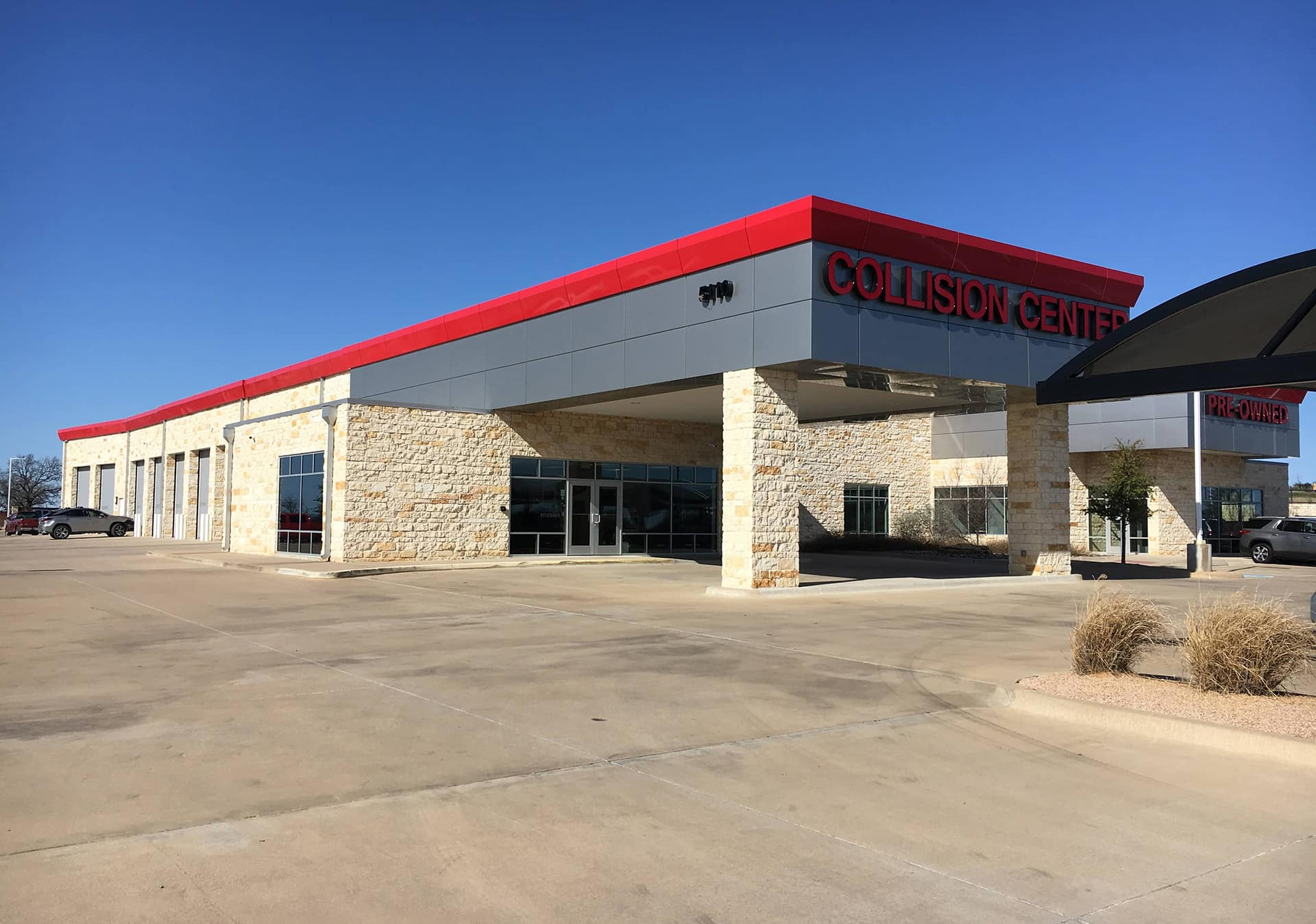 Shottenkirk Toyota of Weatherford Collision Center