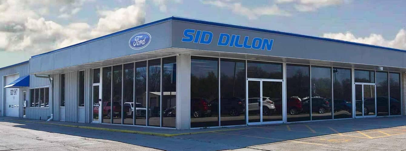 Sid Dillon Ford exterior